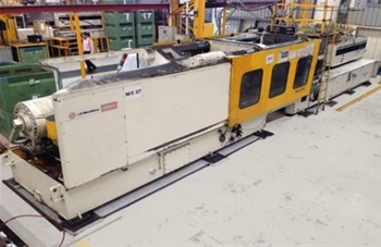 850 Tonne Injection Moulding Machine