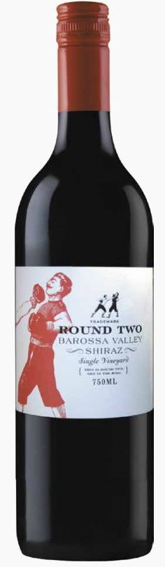 Round Two `Single Vineyard'` Shiraz 2017 (12 x 750ml), Barossa, SA.