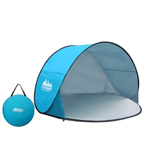 Weisshorn 3 Person Portable Pop Up Campi