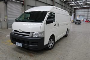 43bcc39bc5 2009 Toyota Hiace SLWB TRH221R Automatic - 4 Speed Van Auction (0003 ...