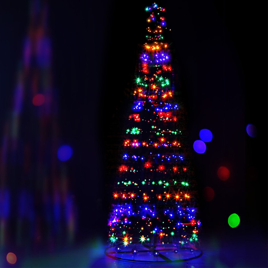 Jingle Jollys 3m LED Christmas Tree