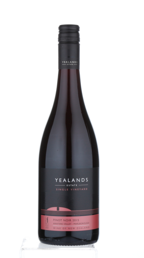 Yealands Estate `Single Vineyard` Pinot Noir 2016 (6 x 750mL), NZ.