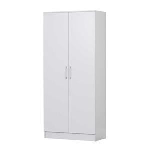 Multi-purpose Double Door Broom Cupboard