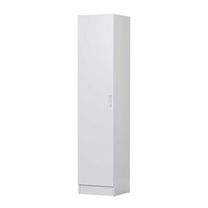 Single Door Multi-purpose Cupboard - Whi