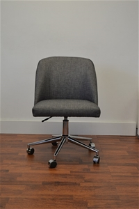 Archie Fabric Student Office Chair - Cha