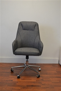 Clyde High Back Executive Office Chair -