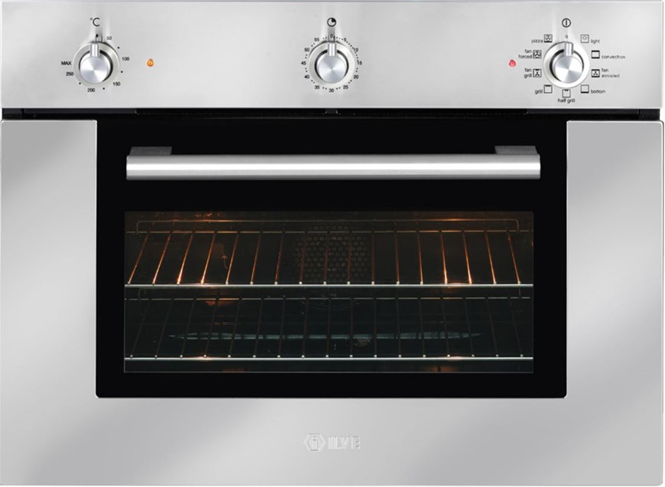 Ilve 60cm Compact Built-In Oven (ILO459X)