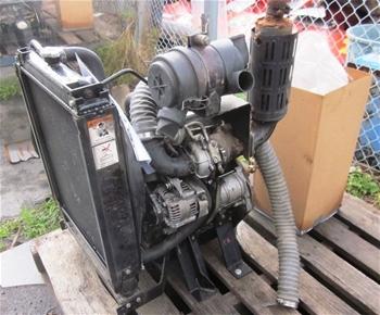 Vanguard stationery engine