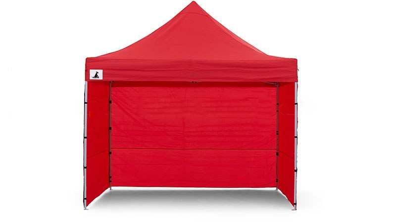 Wallaroo 3x3 Marquee - PopUp Gazebo - Red