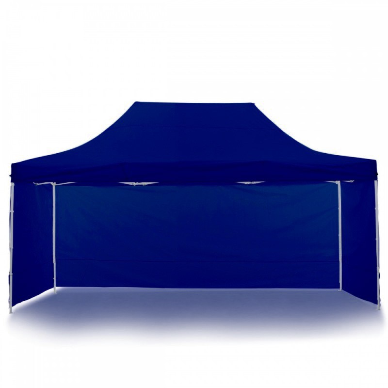 Wallaroo 3x4.5m Popup Gazebo Blue