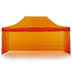 Wallaroo 3x4.5m Popup Gazebo Orange