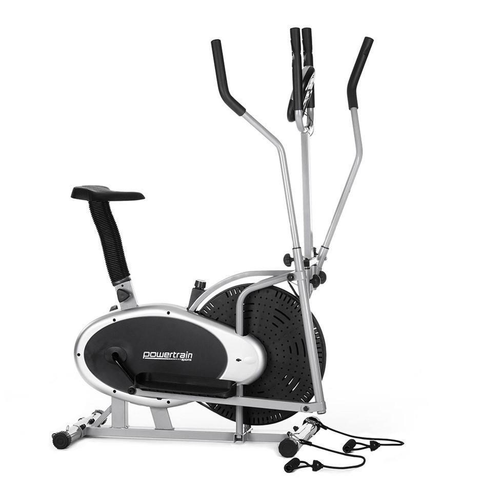 Powertrain 3-in-1 Elliptical cross trainer bike