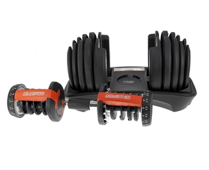 Powertrain Adjustable Dumbbell Set - 48k