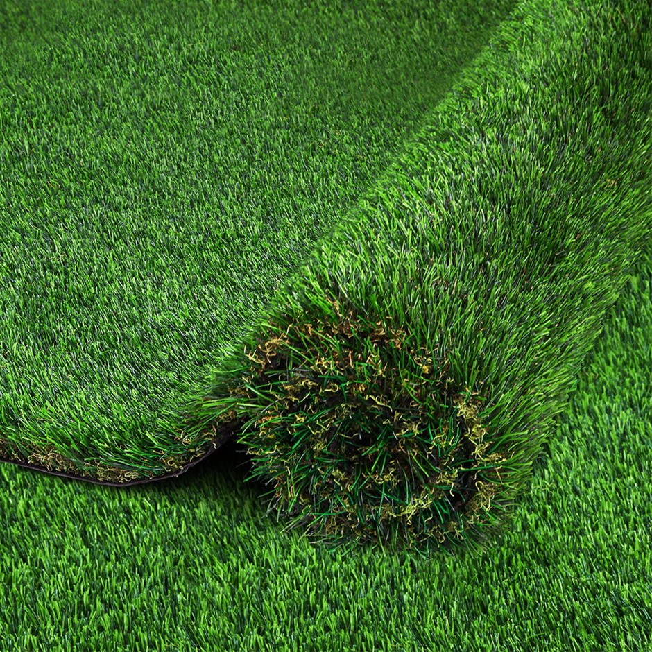 Primeturf Artificial Synthetic Grass 1 x 10m 20mm - Natural