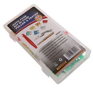JMV 92pc Auto Fuse Kit with Fuse Puller