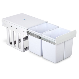 Dual Pull Out Bin
