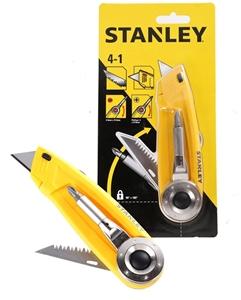 Stanley 4 in 1 Multi-purpose Utility Kni