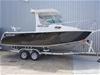 Boat - 2019 Wildsea 650 Cuddy Cabin Aluminium Custom Plate