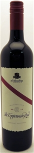 d`Arenberg `The Coppermine Road` Caberne