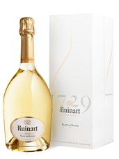 Ruinart Blanc de Blancs NV (6 x 750mL), Champagne, France.