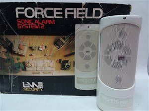Lane Security Force Field Sonic Alarm
