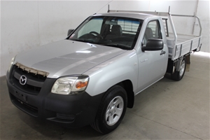 2006 Mazda BT-50 DX Turbo Diesel Cab Chassis 152,869km Auction (0004 ...
