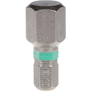 25 x POWERS #10 x 25mm HEX Screwdriver B