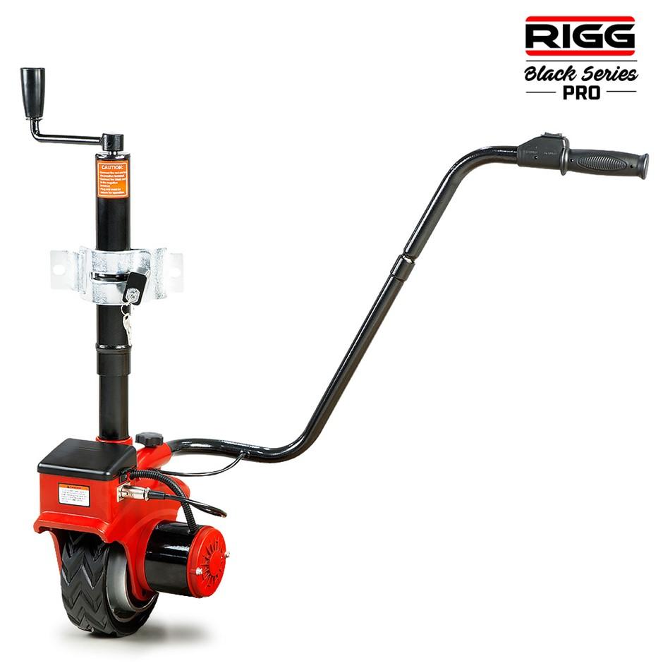 Rigg 12V Motorized Jockey Wheel Mover - Red