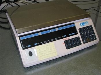 Teraoka scales sm300
