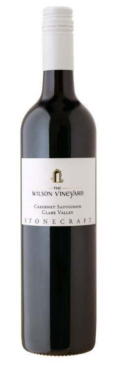 Wilson Vineyard `Stonecraft` Cabernet Sauvignon 2015 (12 x 750mL), SA.