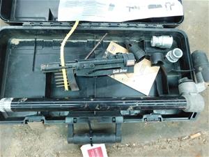 Pro System Screw Gun Attachment  Simpson, model Quick Drive, includes Exten