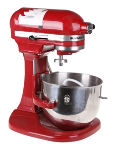 Kitchenaid K5 Deluxe Stand Mixer Bowl C W Stainless Steel