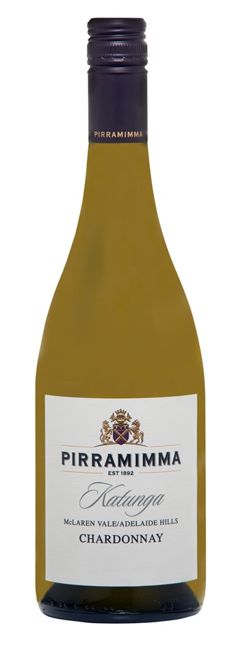 Pirramimma Katunga Chardonnay 2017 (6 x 750mL), McLaren Vale/AH, SA