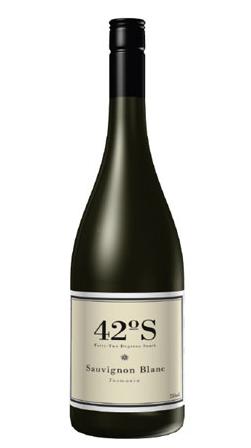 42 Degrees South Sauvignon Blanc 2017 (12 x 750mL), Tasmania.