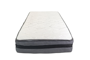 Memory Foam Pillow Top Pocket Spring Mat