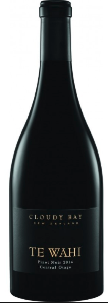Cloudy Bay Te Wahi Pinot Noir 2015 (6 x 750mL), Central Otago, NZ.