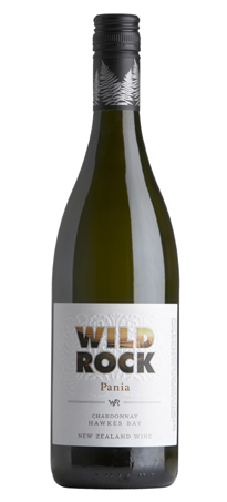 Wild Rock Chardonnay 2014 (12 x 750mL), Hawkes Bay, NZ.