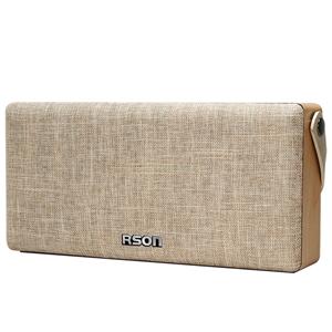 RSON Bluetooth Fabric Wireless Speaker 5