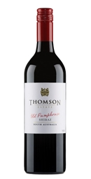 Thomson Estate 'Old Pumphouse' Shiraz 2017 (12x 750mL) SA