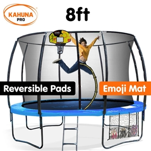 Kahuna Trampoline Pro 08ft - Reversible