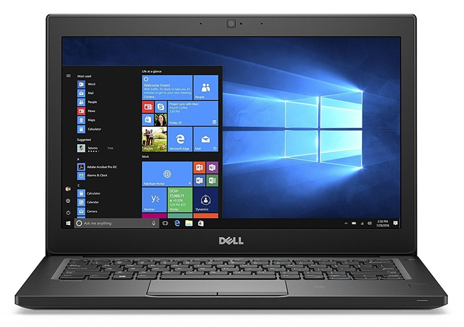 "Dell Latitude 7280 - 12.5"" FHD Touch/i7/8GB/128GB SSD/W10P"