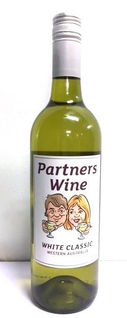 NV PVL Partners Wine Classic White (6x750mL) WA