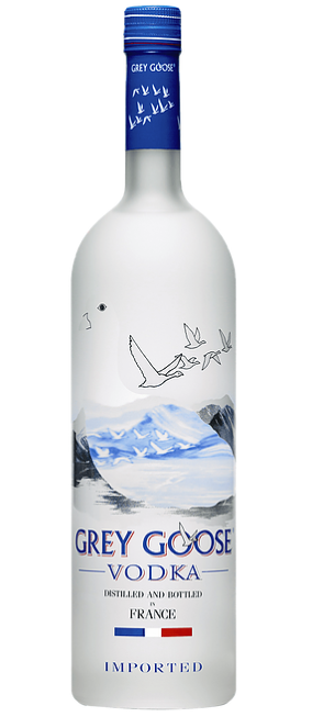 Grey Goose Vodka (6 x 750mL) France