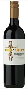 Philip Shaw `The Conductor` Merlot 2016