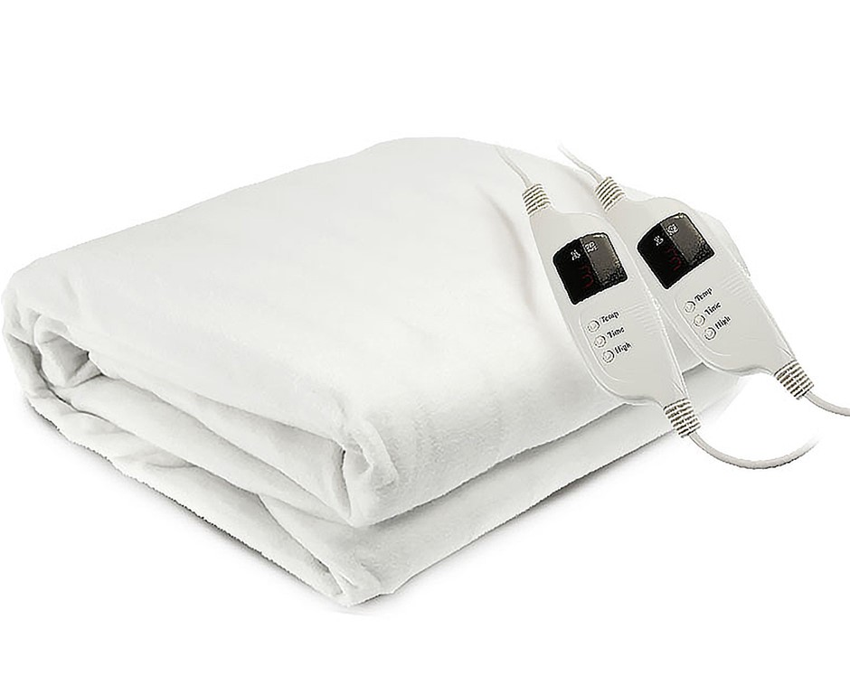 Computer Control Poly Electric Blanket Queen