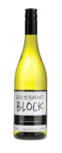Giesen Bay & Barnes Block Sauvignon Blanc 2017 (6 x 750mL) Marlborough