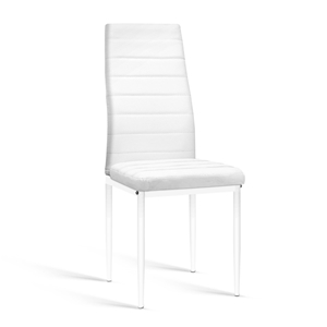 Artiss Set of 4 Dining Chairs PVC Leathe