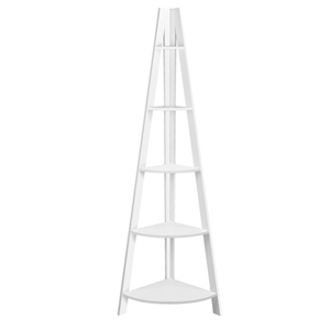 Artiss 5 Tier Corner Ladder Bookshelf -