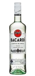 Bacardi Superior White Rum(6 x 700mL) Puerto Rico