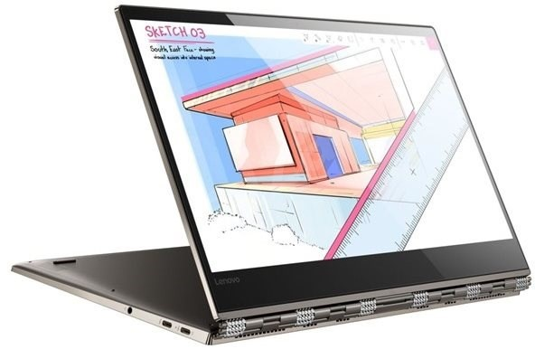Lenovo YOGA 920 - 4K UHD Display/i7-8550U/16GB/1TB NVMe SSD